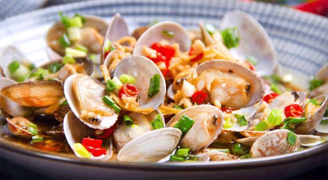 文蛤的做法,花蛤的20种做法,海鲜馆老师傅秘制配方,香嫩可口,吃着超过瘾