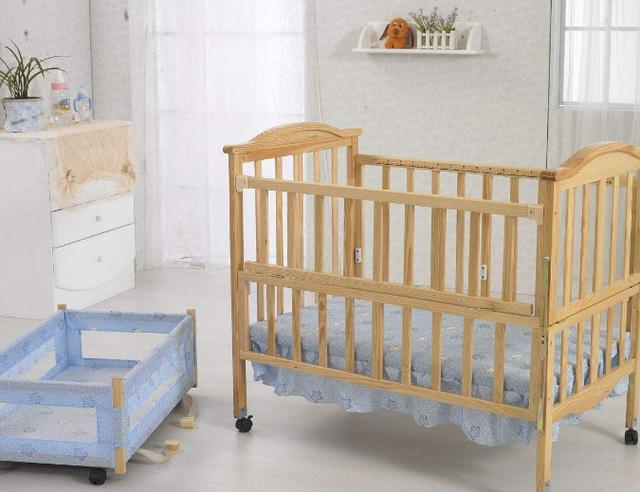 婴儿床,央视爆劣质婴儿床,50%的家庭都买过,赶紧自查下你家的