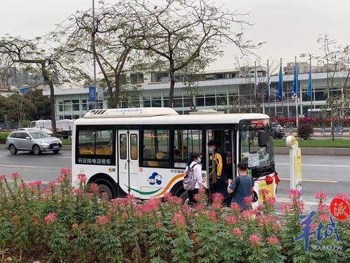 广州白云山风景区,白云山西门首条周末、节假日专线正式开通