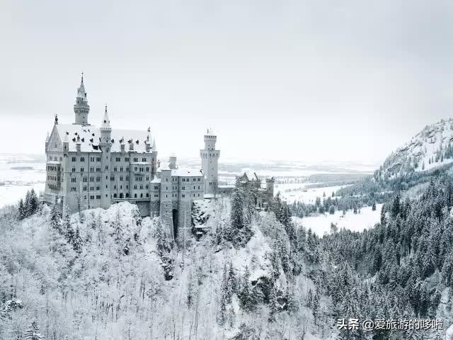 城堡图片,童话的世界不骗人!逛遍世界最美的城堡,成全你的王子公主梦