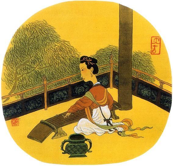 有关理想的诗,南唐词人冯延巳:理想有多美好,现实就有多寂寥