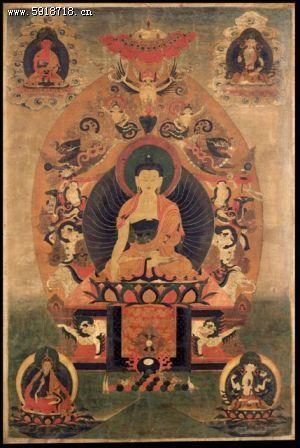 如来佛祖图片,释迦牟尼佛的一生(超美高清大图)