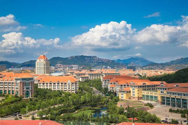 青岛有哪些大学,山东高校最新排名,多所高校进步明显,青岛大学首次跻身前百强