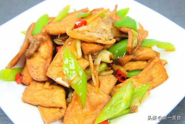 怎么做七,厨师长教你家常豆腐怎么做更好吃,豆腐如果这样烧,香软入味