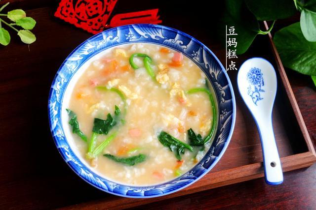 面疙瘩汤的做法,手不粘面,疙瘩汤这做法好省心,疙瘩柔软养胃,孩子都爱吃