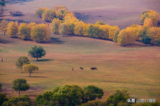 旅游景点推荐,秋色撩人!国庆8天长假要来了,推荐8个旅行目的地,人少景色美