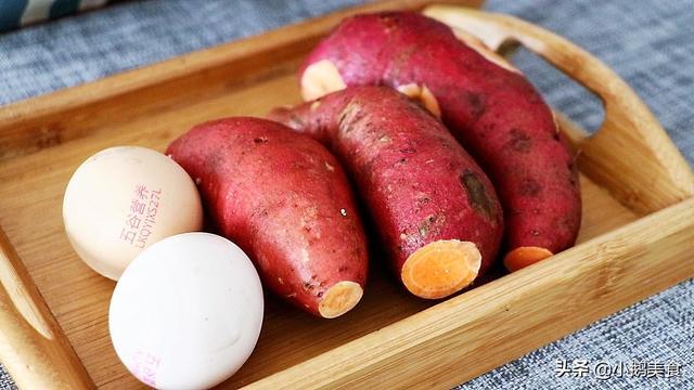 小制作怎么做,红薯别煮粥了,简单几步做小零食,香甜酥脆,孩子说比薯条还好吃