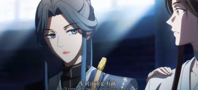天官赐福动漫,天官:花城为何执着于谢怜不放弃?他是人生中唯一的神明和光亮