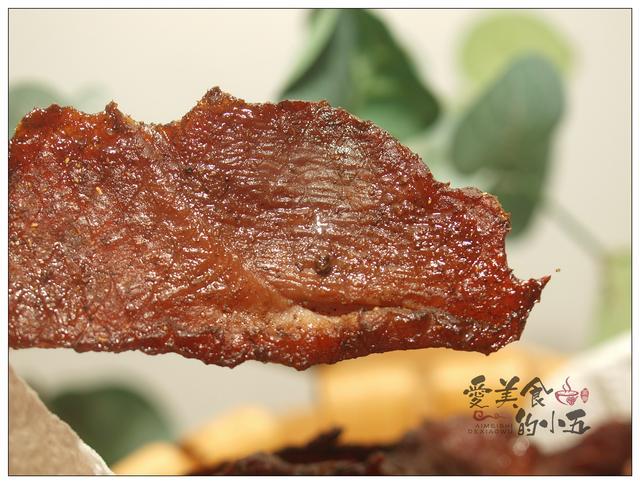 五香猪肉干,复原小时候的潮汕味道,原片烤制更香更有嚼劲