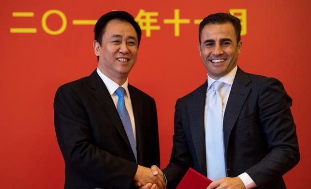 金元中超结束?记者:广州队将退税给卡纳瓦罗 可能提前解约 全球新闻风头榜 第1张