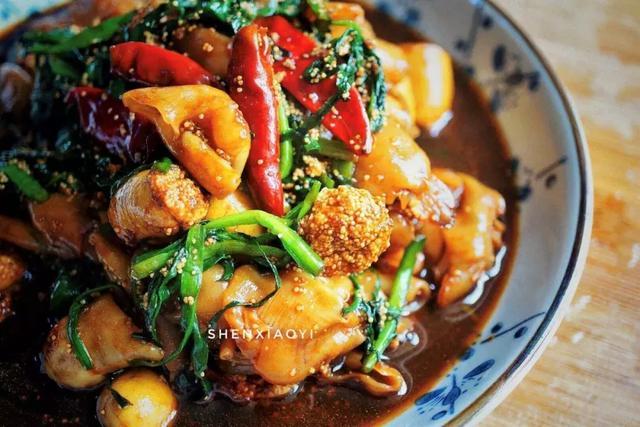 鱼籽的吃法,烧鱼籽鱼泡时,很多人第一步就错了,难怪烧出来又腥又腻还不好吃