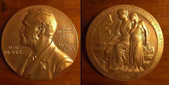 """诺贝尔简介,""""恭喜您,获得了诺贝尔奖""""""""对不起,我不要!"""""""