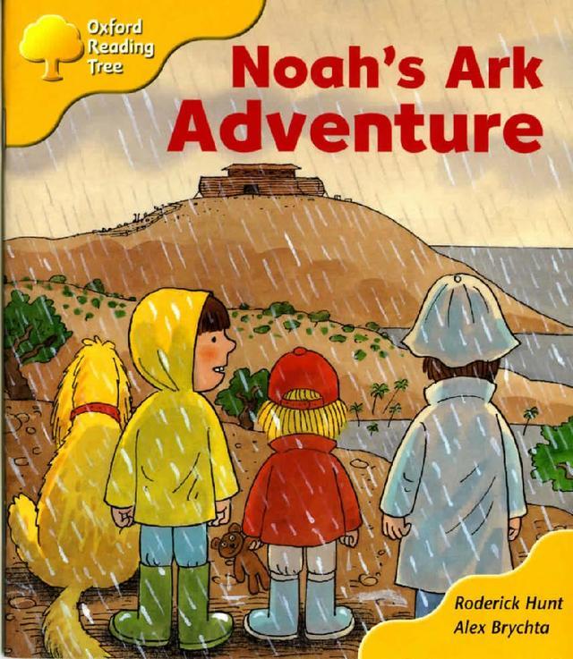 牛津阅读树绘本《Noah's Ark adventure》
