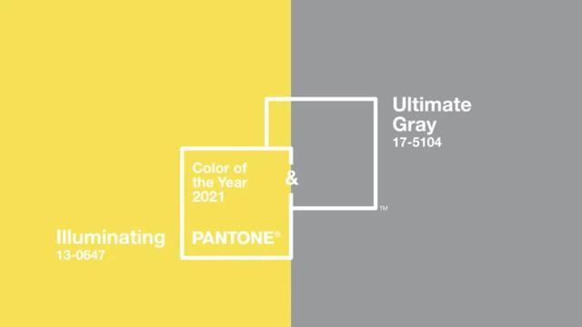 黄色的寓意,灰+黄,让我们碰撞出希望,辉煌吉祥,开启时尚幸运的新一年