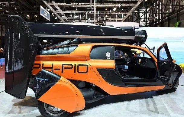 """海南将来很有可能变成我国第一个容许""""飞行汽车""""上道的地区!"""