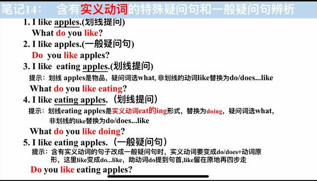 牛津英语上海版 3B 知识点小课堂系列6 -like在问句中的用法