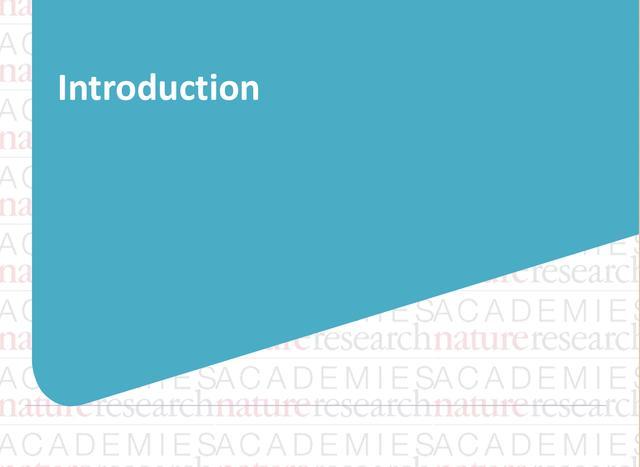 简介英文,Introduction的写法
