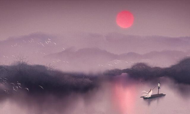 回家的诗,北宋传奇诗人回乡途中写下一首五律,无一高级字,却美得令人心醉
