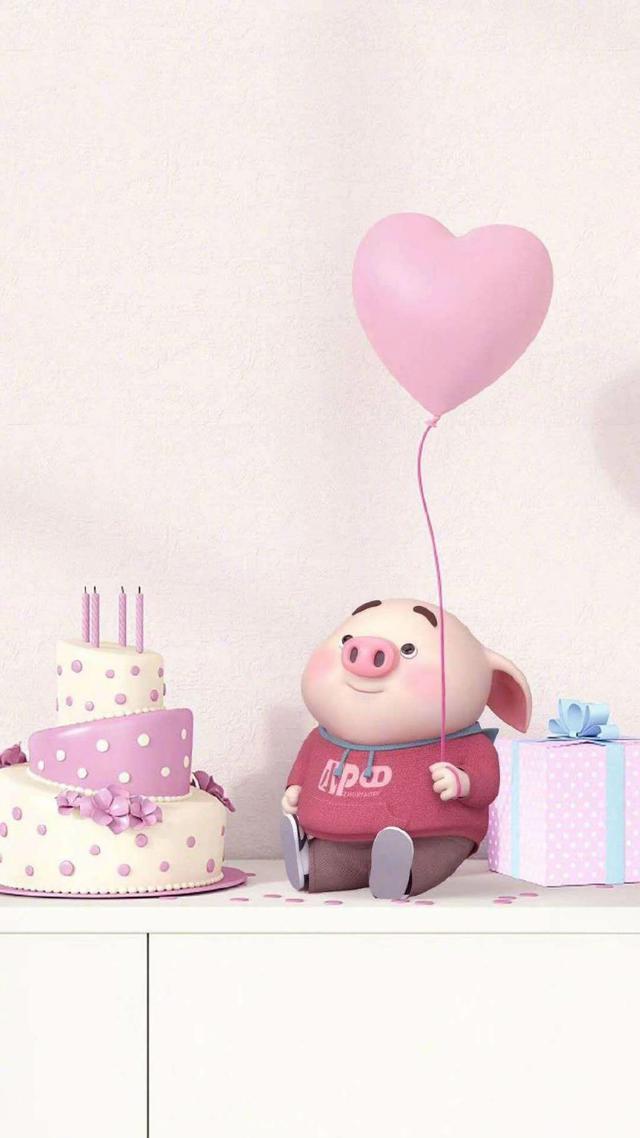 猪的图片,小猪插画图片:一种呆萌可爱的小猪插画集,收藏做壁纸吧!
