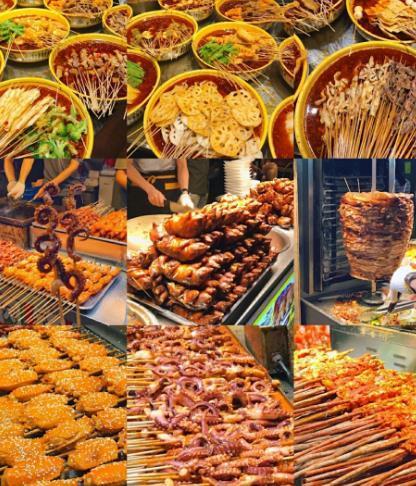 深圳东门美食,深圳东门老街必吃的港式小吃,吃足一天!