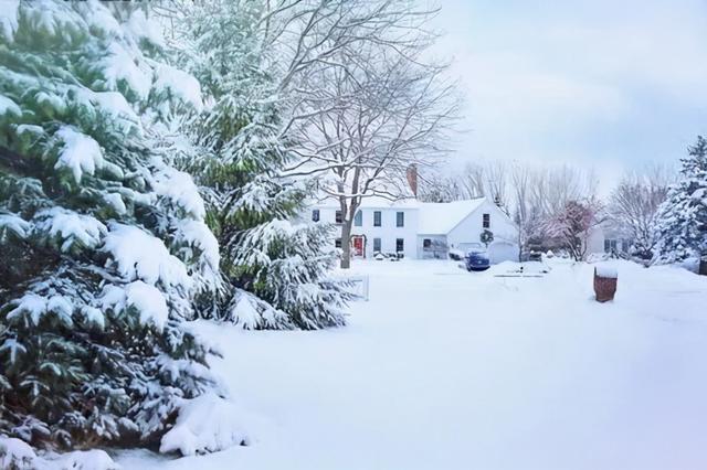 煮诗的诗,煮雪烹茶,听雪敲竹……古人的冬天也浪漫?