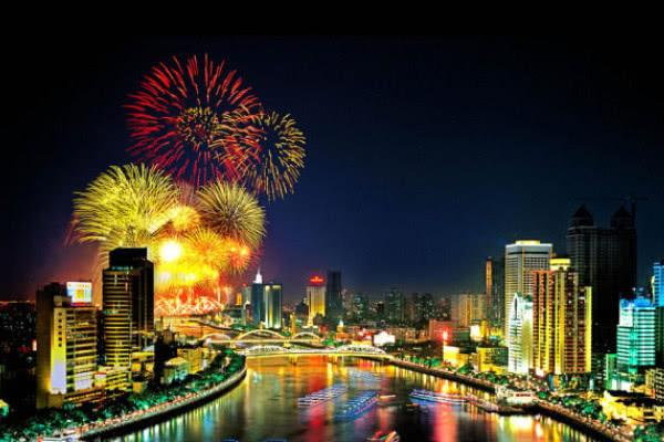 """广州著名景点,广州""""必去""""3大景点,风景秀丽,你去过吗?"""