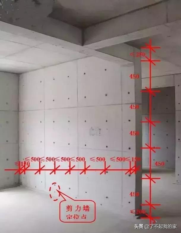 墙的做法,工地上必知的剪力墙、梁、板模板标准做法,非常实用