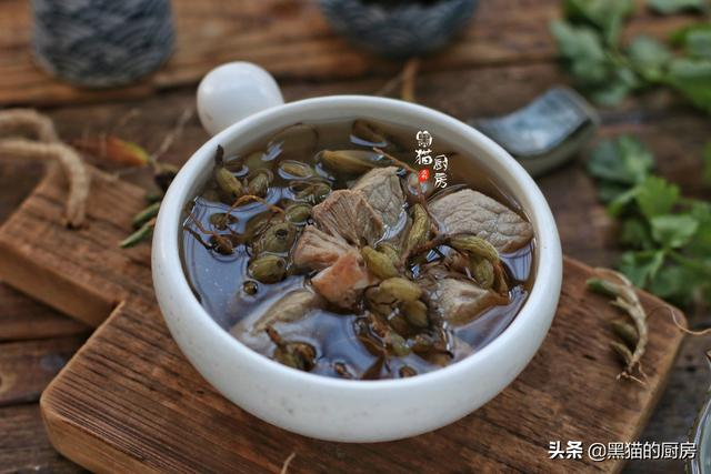 石橄榄的吃法,潮汕人最常用它煲汤,60元一斤,清肺润喉,老人孩子冬天喝最清润