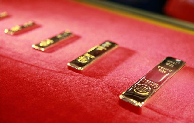 黄金价格调节,2021年4月16日中国各家银行全新商品黄金价