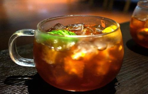 冰红茶怎么做,打败我的不是天真,而是那骚热的太阳,自制冰红茶,宛如身处冰箱