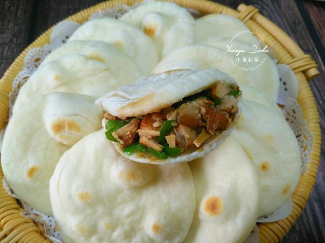 肉夹馍的做法,陕西排名第一的小吃肉夹馍,教你在家做,饼酥肉烂,比卖的还香
