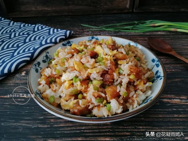 油条的吃法,油条新吃法,加1个鸡蛋,1碗米饭,出锅全家抢着吃,太香了