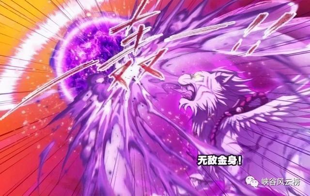 斗罗大陆漫画,斗罗大陆漫画第760话:海神圣柱石,武魂融合技解体!暗器作战