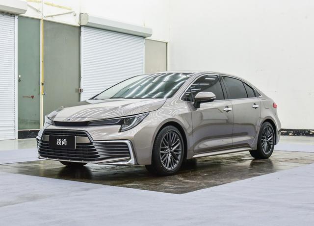 丰田汽车报价及图片,预售价15.88万元起?全新丰田凌尚价格曝光,7月份正式上市
