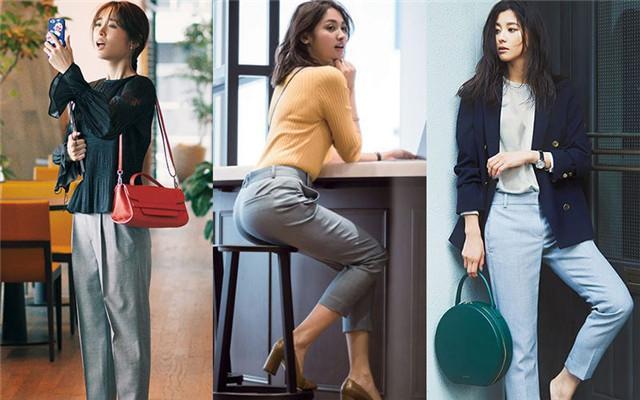 """灰色的寓意,看时尚达人,如何把""""朴素""""的通勤灰,穿出华丽和性感"""