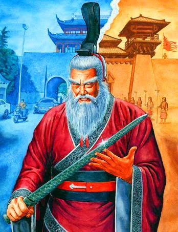 """伍子胥简介,同为吴国""""双子星"""",为何伍子胥惨死,""""兵圣""""孙武却颐养天年?"""