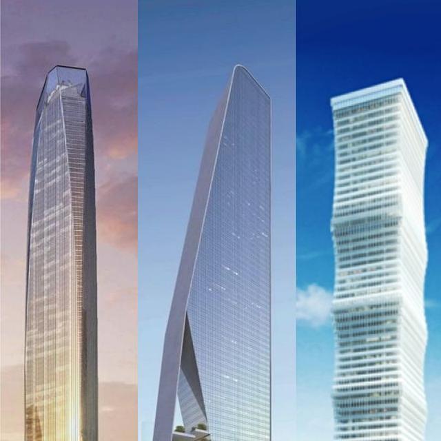 东莞市摩天楼设计效果图