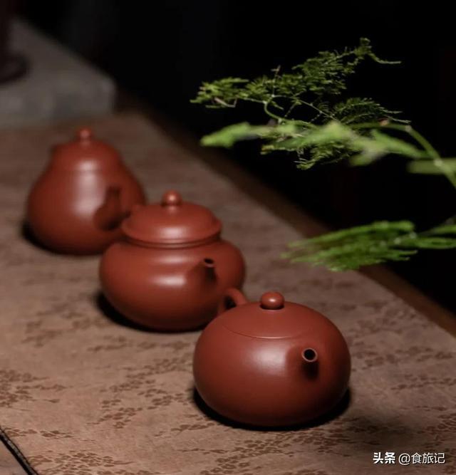 壶的特征,经典紫砂,小壶大观