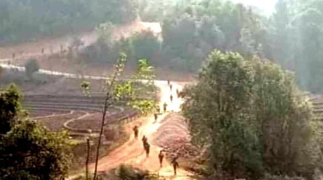 缅甸克钦独立武装再度与政府军发生冲突 全球新闻风头榜 第2张