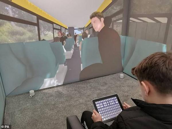 儿童vr,研究:近半数自闭症儿童可通过VR游戏被治愈