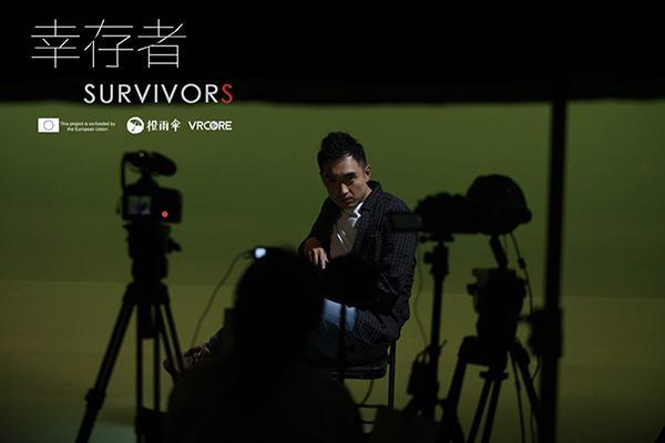 vr短片,反家暴VR短片《幸存者》:在施暴家庭中,没有人是幸存者