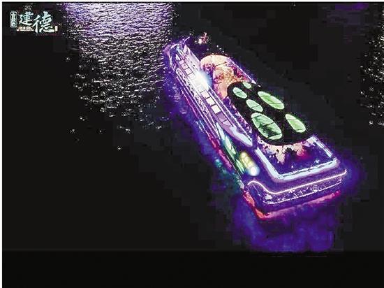 描写喷泉的句子,万家灯火阑珊处,流光溢彩新安江
