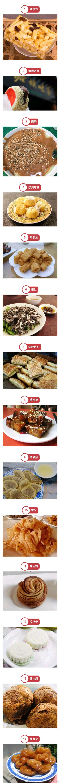 北京特产有哪些,100款北京小吃,你吃过哪些呢?