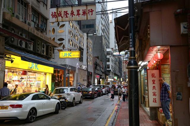 香港简介,独家深度:香港与内地,被忽略的互助历史