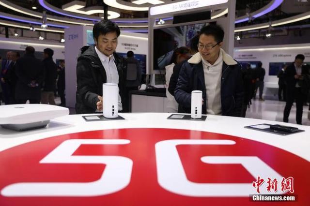 网络投资,中国5G网络投资已超2600亿元 5G基站占全球70%