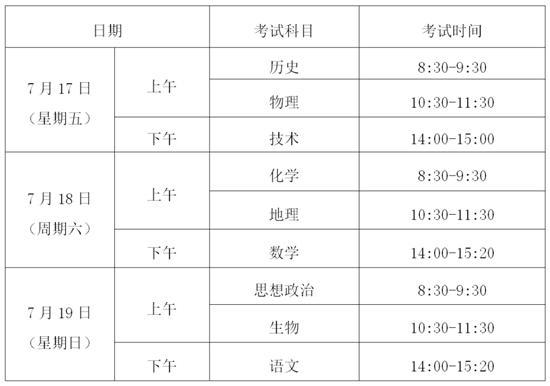 浙教育考试网,浙江省7月学考安排确定!5月19日起网上报名