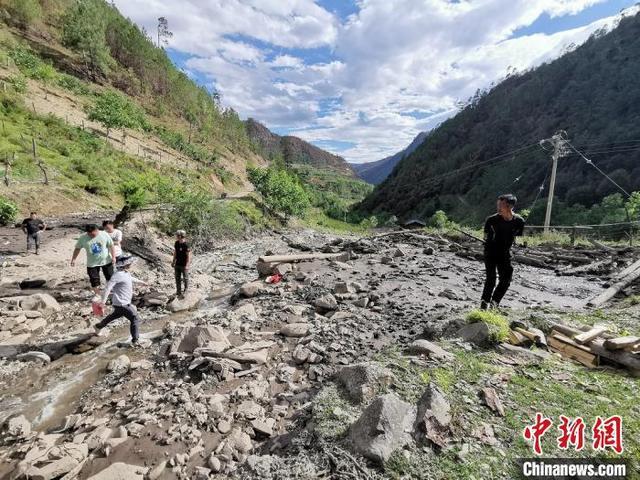 地质灾害有哪些,四川发布2020年入汛以来8个地质灾害成功避险案例