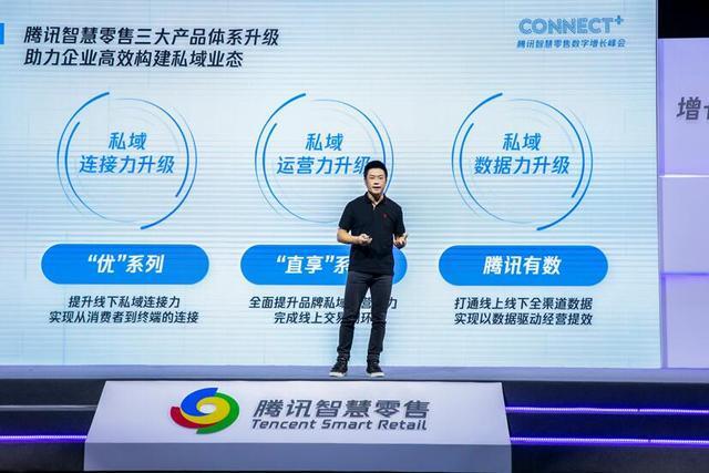 直与复营销,腾讯智慧零售增长峰会:首次解读直享,腾讯智慧零售产品体系曝光