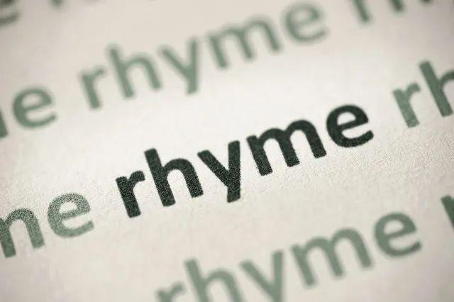 押韵的句子,为什么押韵的句子听起来特别舒服?