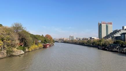 vr看,VR看冬日运河丨红橙黄绿正当时 待得来年再重逢